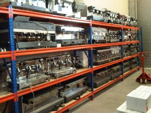 used comercial coffee machines