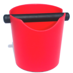 commercial coffee machines Australia  red knockout bin